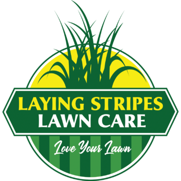 Laying Stripes Lawn Care
